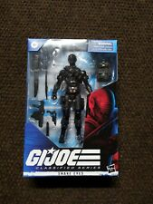 Gi joe classified snake eyes figure