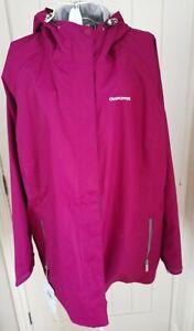 Craghoppers Womens Summerfield Jacket Lightweight Waterproof Coat Ladies