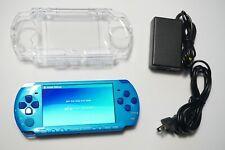 PSP-3000 console Sky Marine Blue international PlayStation Portable system