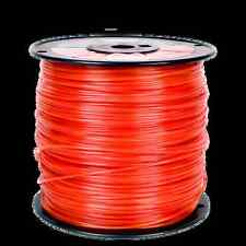 5lb .155 Square Commercial Trimmer Line Spool Roll Fits Echo Redmax Stihl