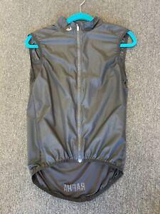 Rapha Pro Team Black Cycling Vest Size Large