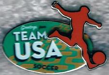 2016 Rio USA Olympic Football Team NOC Spots Pin-on-Pin