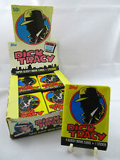 "1990 Disney Topps ""Dick Tracy"" Sealed Vintage Original Wax Pack (Madonna) New"