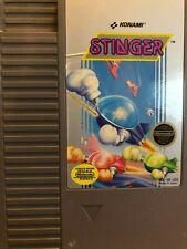 Stinger (Nintendo NES) *CART ONLY -  AUTHENTIC - 5 SCREW*