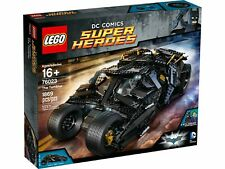 Lego Batman UCE the tumbler 76023 no box new complete most bags still sealed.