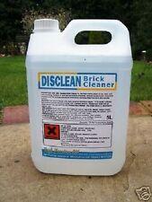Disclean Brick Cleaner 2 x 5lts - D10
