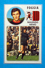 CALCIATORI PANINI 1976-77-Figurina-Sticker n. 70 - MEMO - FOGGIA -Rec