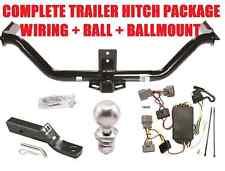 TRAILER HITCH KIT FOR 2006-2014 HONDA RIDGELINE W/ WIRING HARNESS + BALL & MOUNT