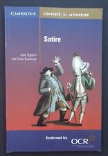 Satire in Literature by Jane Ogborn & Peter Buckroyd. Jonathan Swift, Mark Twain