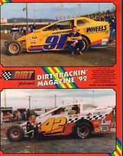 Dirt Trackin Magazine Billy Decker & Pete Bicknell Vol.13 No.23 052118nonr