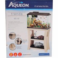 """Aqueon Trends Aquarium Stands (30""""X12""""X30""""H) Fits Aquarium Size:16,20L,29 and 37"""
