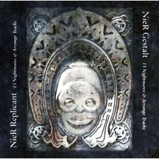 New NieR Gestalt & Replicant /15 Nightmares & Arrange Soundtrack CD Japan Game