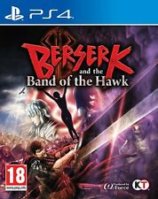Berserk and the Band of the Hawk PS4 - versione italiana