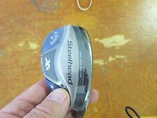 NEW 2017 CALLAWAY STEELHEAD XR HYBRID #4/22* OZIK PROGRAM 60 REGULAR