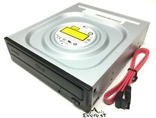 LG Internal SATA 24x DVD CD +/-R RW DL Disc Burner Re-Writer Drive w/Sata Cable