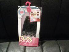 MATTEL Barbie Vestiti Abiti Accessori Pack CFX73 DMB37 Nero Gonna Nuovo con confezione