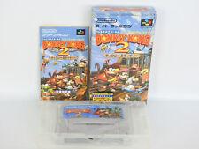 Super Donkey Kong 2 Sdk Item Ref / Ccc Super Famicom Nintendo Gioco Giappone Sf