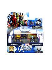Marvel Minimates Hawkeye & Crossbones Walgreens Series Wave 1.5 Figures New