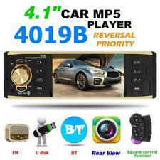 4019B BT Car Stereo MP5 Player 4.1 inch AUX USB Radio Receiver In Dash Head Unit