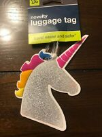 Luggage Tags Unicorn