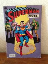 Mar19 --- SAGEDITION  Superman  Poche   N° 28