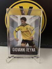 2020 Topps Transcendent BVB Borussia Dortmund Giovanni Reyna RC /100