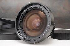 :Leica Elmarit-R 19mm F2.8 3-Cam Lens *Engraving Error / Typo* 8-Digit