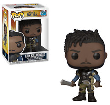 Black Panther Erik Killmonger Pop! Vinyl - New in stock