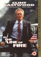 In the Line of Fire (Clint Eastwood) Collectors Editiion New Region 2 DVD