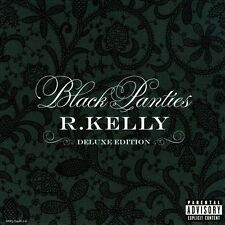 Black Panties [Deluxe Edition] [PA] by R. Kelly (CD, Dec-2013) New Free US Ship