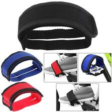 Bicycle Pedal Foot Strap Fixed Gear Bike Straps Pedal Toe Clip Strap Belt Nylon