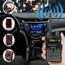 Anti Spy RF Detector Hidden Camera Finder Bug GPS Wireless Signal Alarm Scanner
