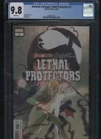 Absolute Carnage: Lethal Protectors #1 CGC 9.8 Venom Amazing Spider-Man