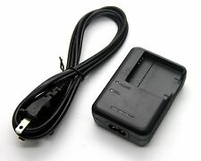 Battery Charger for Canon PC1589 PC1474 PC1585 PC1475 PC1590 CB-2LAE NB-8L New