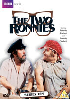 The Two Ronnies: Series 10 DVD (2011) Ronnie Barker cert PG 2 discs ***NEW***