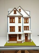 Clarkson Craftsman Mansion 1:24 scale Dollhouse kit