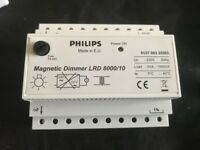 3 X New PHILIPS LRD8000/10 DIMMER 1KVA MAGNETIC T
