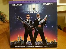 Laserdisc Man In Black  2 Disc Edition NTSC Version