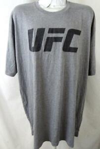 UFC Big Mens 3X-Large Short Sleeve Screened UFC Logo T-shirt UFC 131