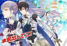 Out Seriousness! | Fire Emblem Fates Doujinshi | Corrin, Azura, Takumi, Xander +