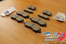 2007-2017 Jeep Compass Patriot Front & Rear Brake Pad Set Mopar OEM