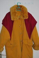 CHRISTIAN DIORS Foulard ou Châle vintage des années 1970 en coton tricot fushia