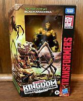 Blackarachnia Transformers Kingdom War For Cybertron Figure New NIB Beast Wars