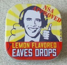 NSA Approved Lemon Flavored Eaves Drops New Unemployed Philosophers Guild
