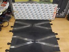 BOXED SCALEXTRIC CLASSIC C182 PT82 CROSSOVER STRAIGHT TRACK excellent  CONDITION