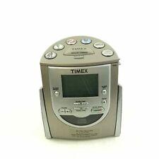 TIMEX T622H CD AM FM Alarm Clock Radio MP3 Aux input Battery Backup ? 3.E3