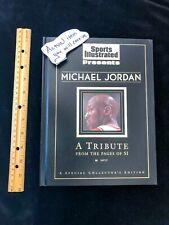 Sports Illustrated Michael Jordan Tribute Collectors Edition 1999 Basketball