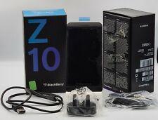 BlackBerry Z10 Smartphone schwarz
