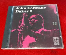 John Coltrane - Dakar CD NM US RARE Jazz 1989 Prestige Records Fantasy Original
