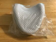 Contour Legacy Leg Knee Pillow With Memory Foam Support w/cover